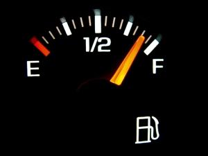 I had a full tank