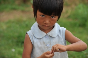 IDP Kachin Girl