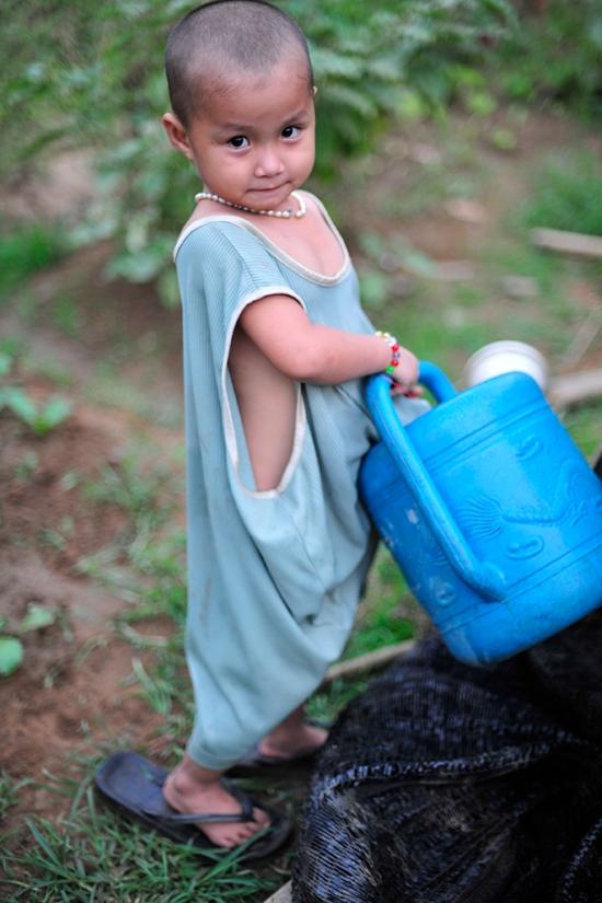 The Little Garden Girl