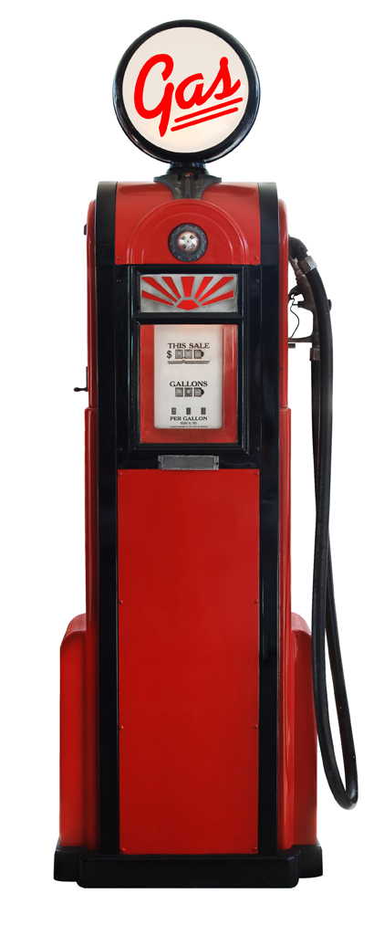 gas pump WEB