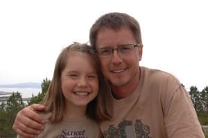 Portrait of Elise and Steve